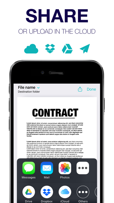 Scanner App ∙ Scan & Sign PDF Screenshot