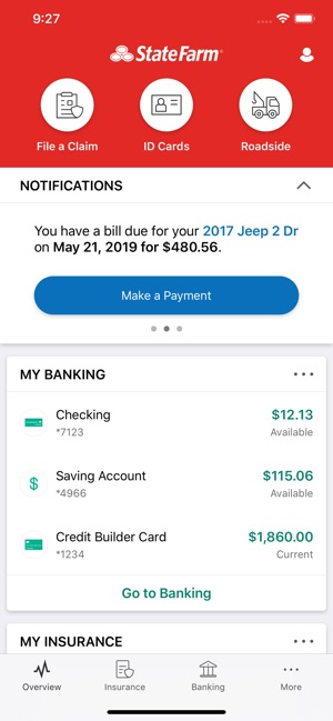 2019 State Farm Life Insurance Review Reviews Com >> State Farm On The App Store
