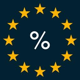 VAT Calc %