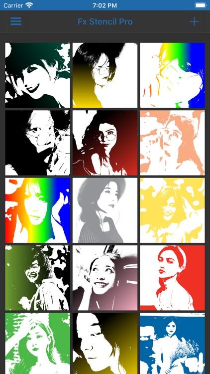 Fx Stencil Pro screenshot-7