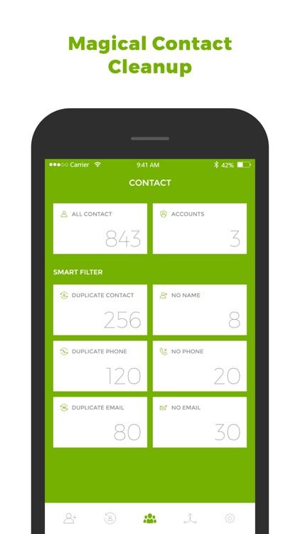 My Contact Backup & Restore screenshot-3