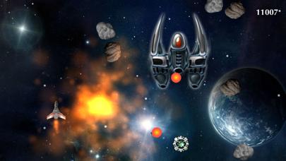 Screenshot from Space War X