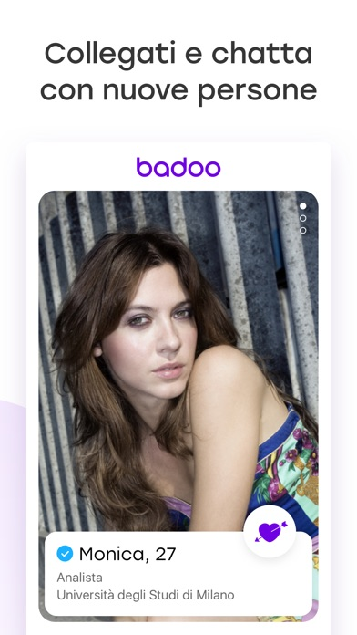 Screenshot for Badoo Premium in Italy App Store