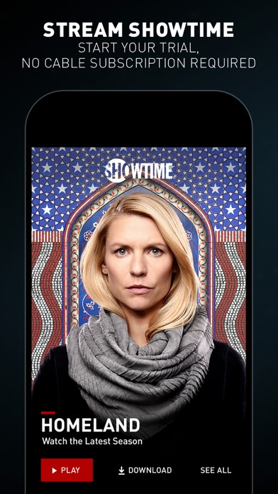 SHOWTIME: TV, Movies and More Screenshot