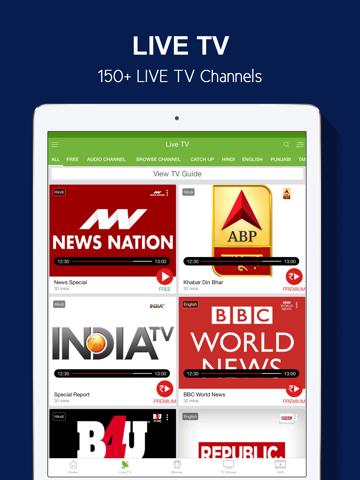 nexGTv:Live TV,Movies,Videos - náhled