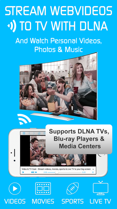 Top 10 Apps like Mediaconnect Stream Music Movies And Photos