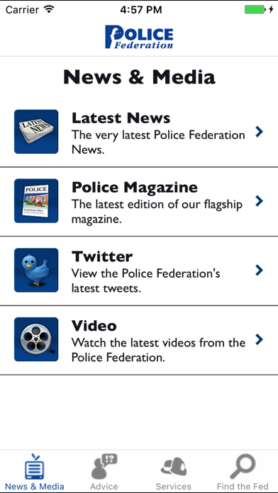 Police Federation - PFEW screenshot three