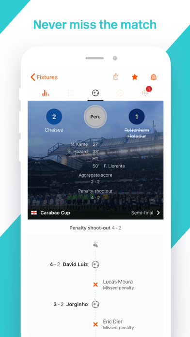 Screenshot for Forza Football in Azerbaijan App Store