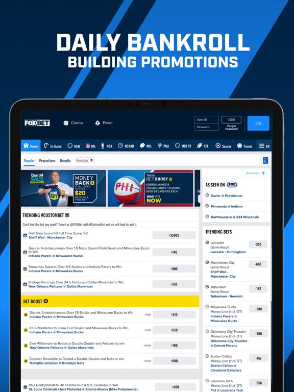 FOX Bet Sportsbook - Colorado screenshot 7