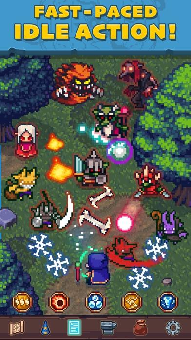 Tap Wizard RPG: Arcane Quest-0