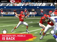 MADDEN NFL MOBILE FOOTBALL ipad images