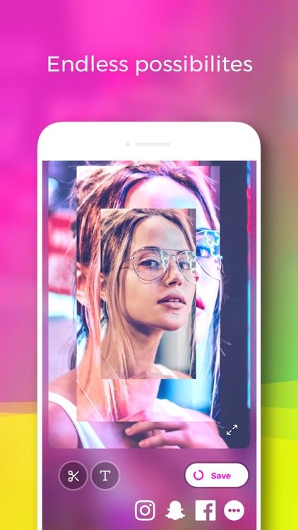 Disco Videos - Story Camera screenshot-5