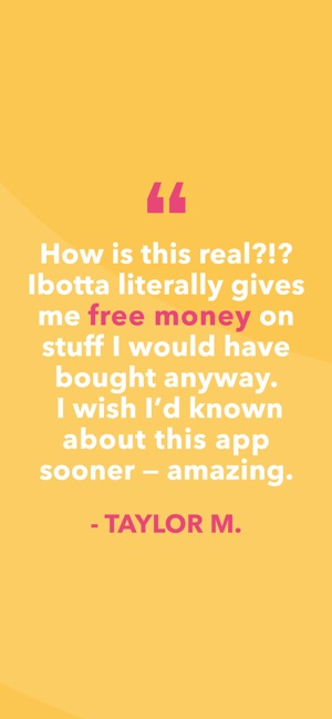 Ibotta: Cash Back Rewards App on the App Store