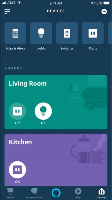 download Amazon Alexa apps 1