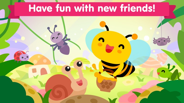 Toddler game for 2-3 year olds screenshot-3