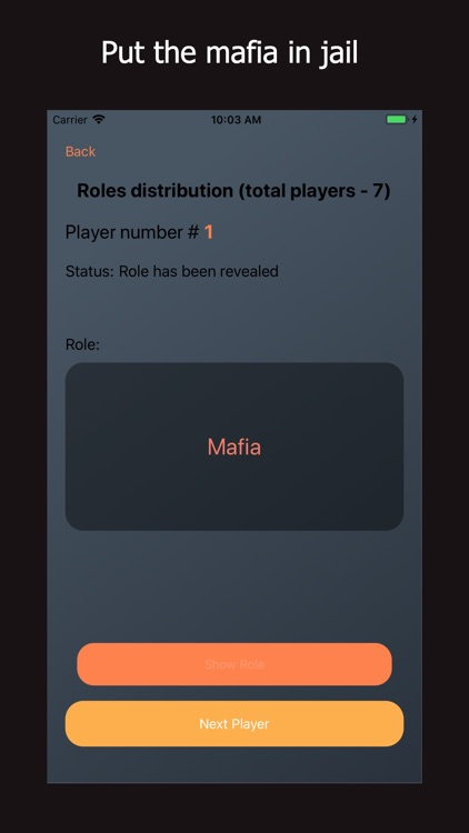 The Mafia - card game screenshot-3