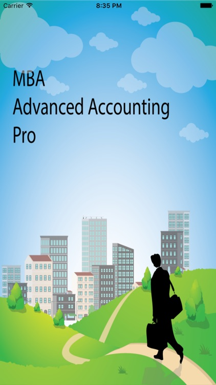 MBA Advanced Accounting