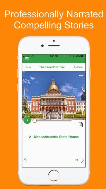 Boston Historical Tours screenshot-3