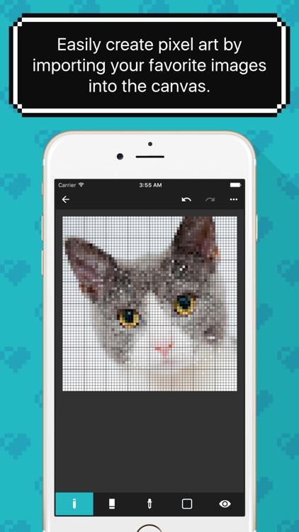 8bit Painter - Pixel Art App