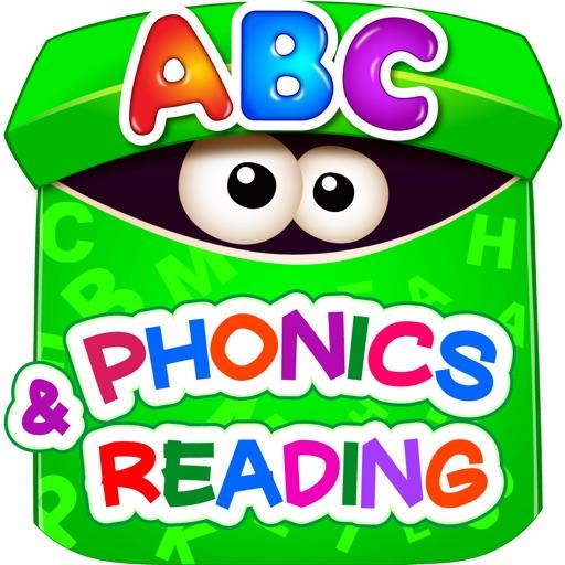 Bini Alphabet: ABC Kids Games!