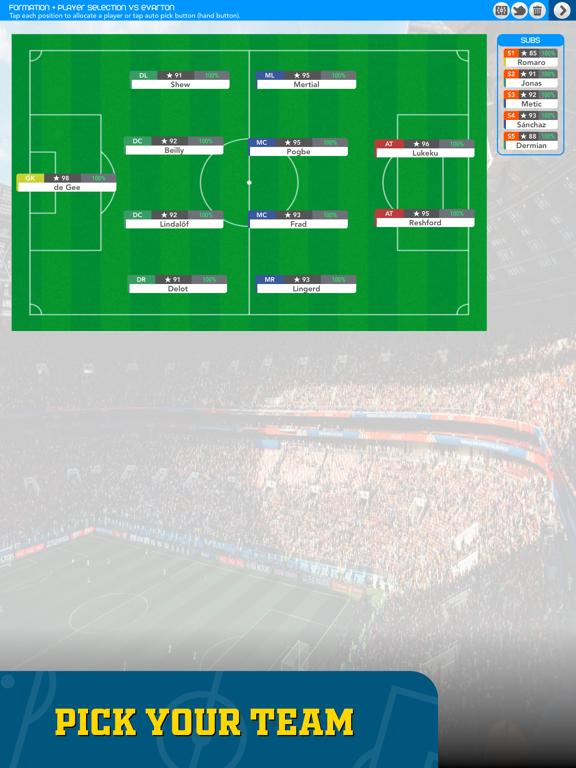 Superstar Football Manager screenshot 12