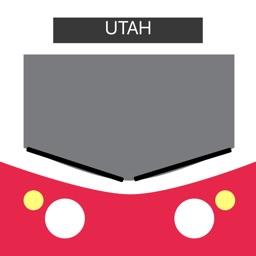 University of Utah Shuttle Map