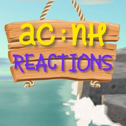 Reactions - For ACNH