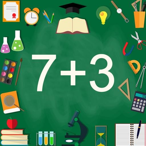 Math Shot Addition