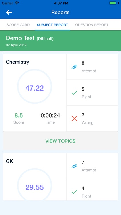 ePulsar: The Learning App screenshot-6