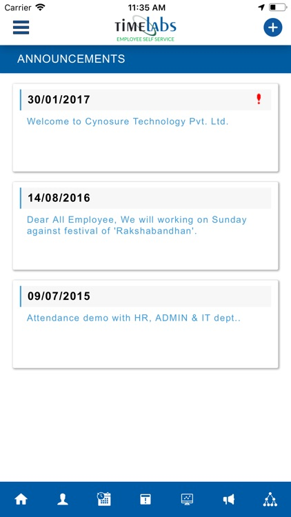 Timelabs Employee Self Service screenshot-8