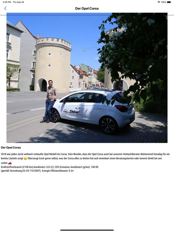 Sieber Automobile screenshot 6