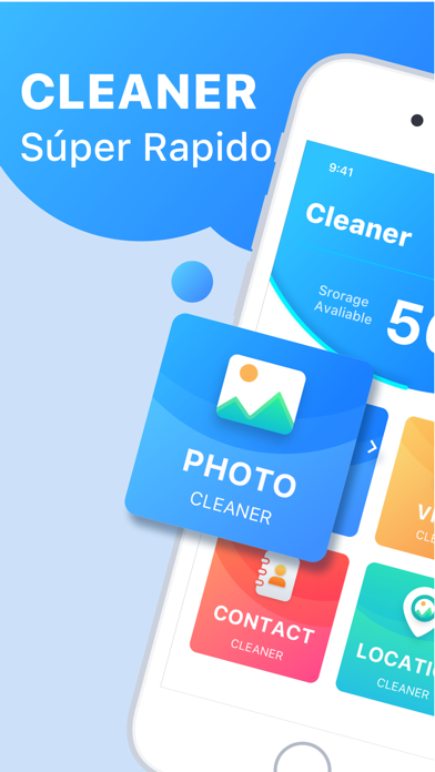 Cleaner Master - очистка фото screenshot one