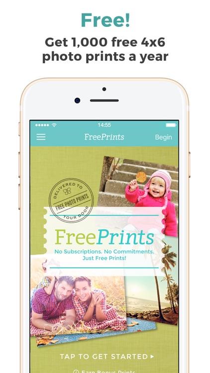FreePrints – Photos Delivered screenshot-0