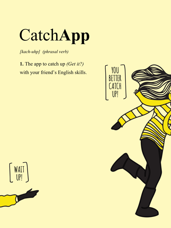 Easy English with CatchApp screenshot 7