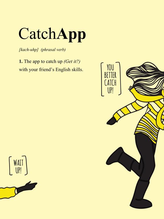 CatchApp: Learn English Easy screenshot 7