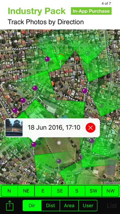 download Solocator - GPS Field Camera apps 9