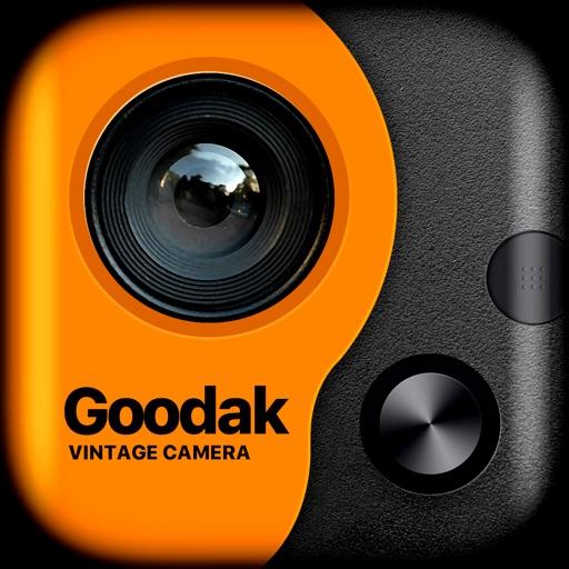 Goodak 8mm - 90s Glitch Video icon