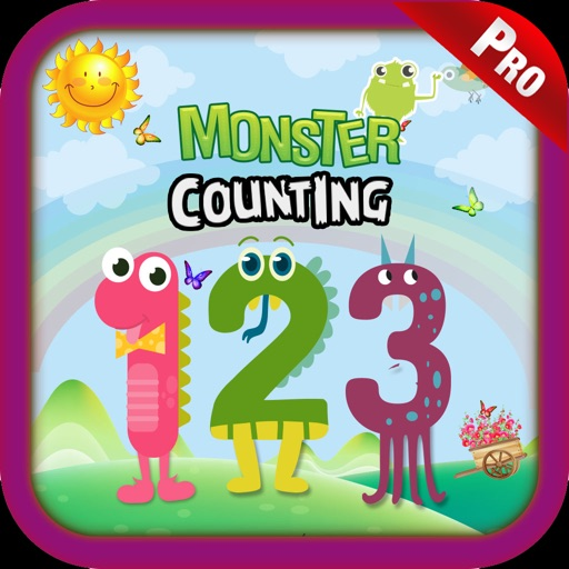 Monster Math Count Games Pro download