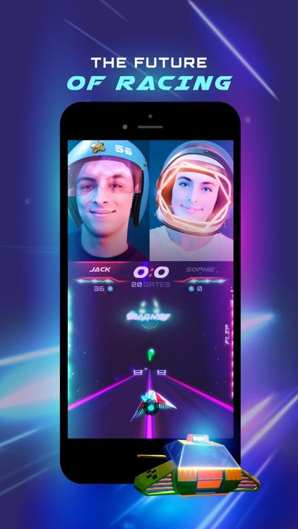 Hyperspeed - Race with Friends screenshot-6