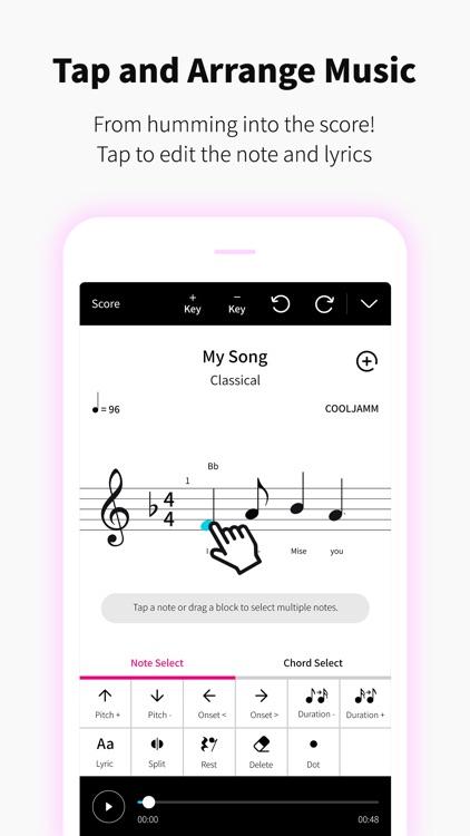 HumOn - Simplest Music Maker screenshot-4