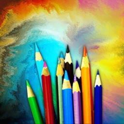 color pencil hand drawing app