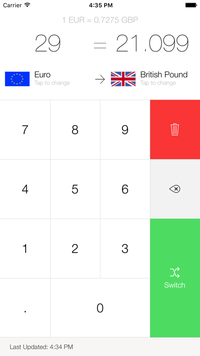 download My Currency Converter & Rates