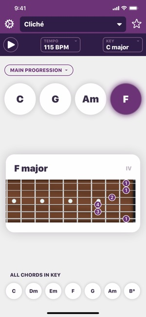 Autochords on the App Store