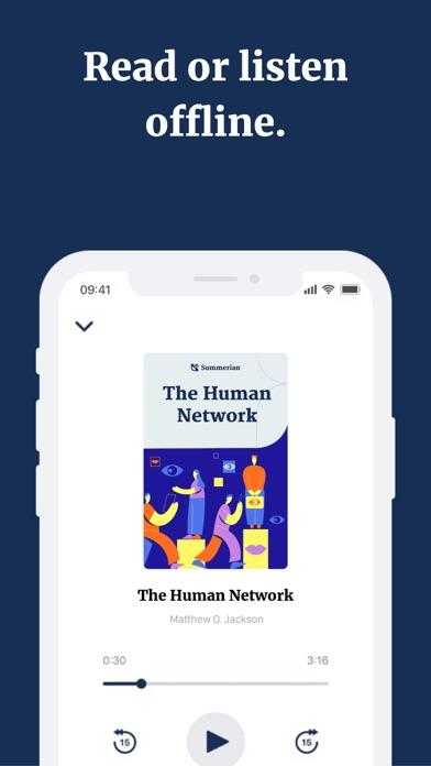 messages.download Summerian: Read Book Summaries software