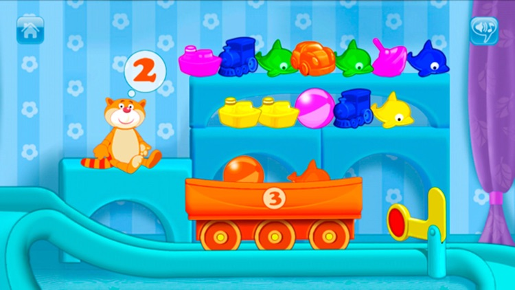 Playroom for kids and toddlers screenshot-4