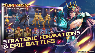 Saint Seiya Awakening screenshot 3