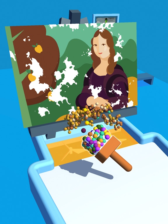 Art Ball 3D для iPad
