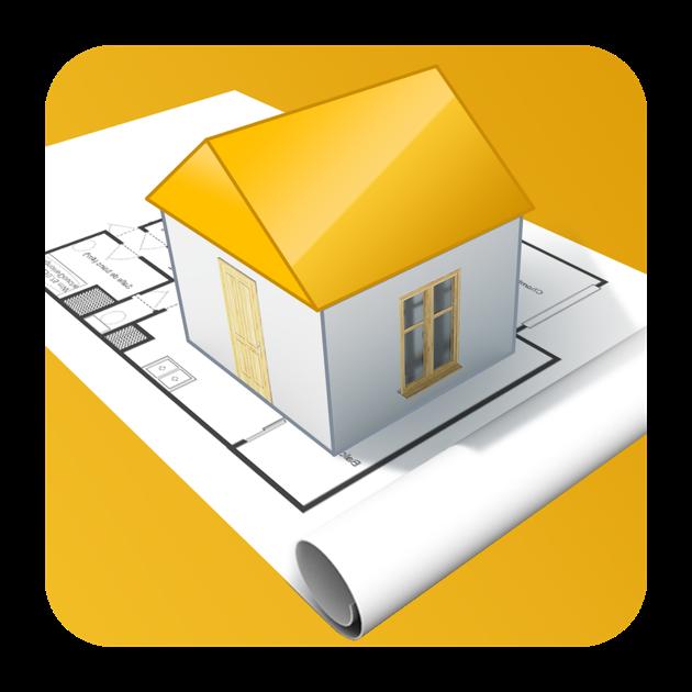 Home Design 3D GOLD」をMac App Storeで