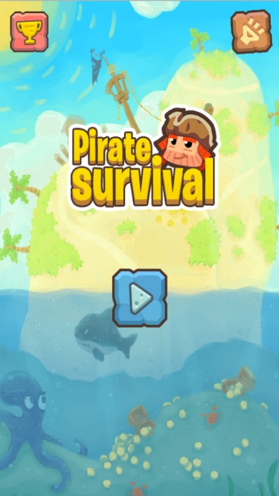 Pirate Survival Bombs
