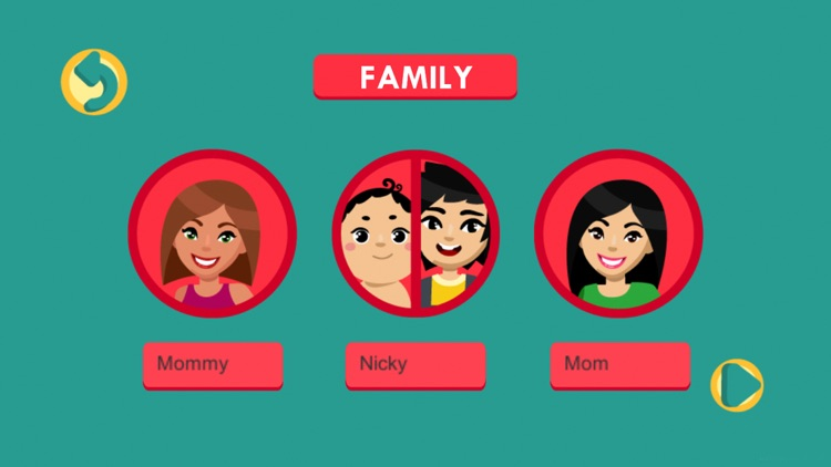 StoryTime Kids: My Family screenshot-6